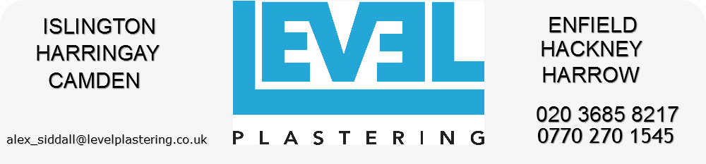 Plastering North London | Level Plastering